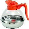 [ COFFEE DECANTER,64 OZ,S/S BOTTOM,DECAF ]