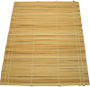 "[ PLACE MAT, BAMBOO, NATURAL, 17.25""X13"" ]"