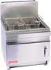 [ COUNTER TOP GAS FRYER, 10 LBS. ]
