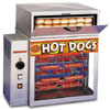 "[ HOT DOG BROILER, 17-1/2""HX20""WX14""D ]"