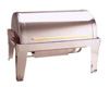 [ CHAFER, ROLL-TOP, FULL SIZE, 8 QT ]