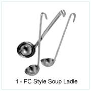 1-Pc Style Soup Ladle