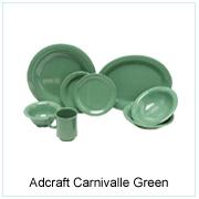 Adcraft Carnivalle Green