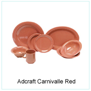 Adcraft Carnivalle Red