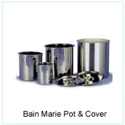 Bain Marie Pot & Cover