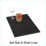 BAR MAT & SHELF LINER