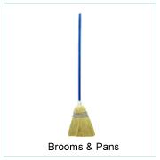 Brooms & Pans