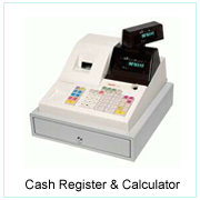 Cash Register & Calculator