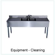 Equipment- Cleaning