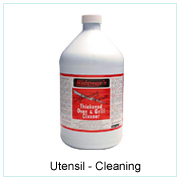 Utensil- Cleaning