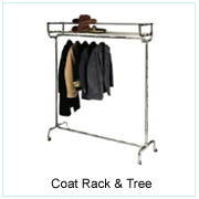 Coat Rack & Tree