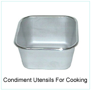 CONDIMENT UTENSILS FOR COOKING
