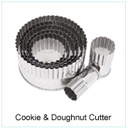 COOKIE & DOUGHNUT CUTTER