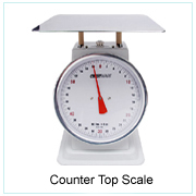 Counter Top Scale