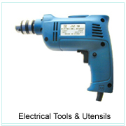 ELECTRICAL TOOLS & UTENSILS
