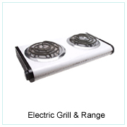 GRILL & RANGE, ELECTRIC