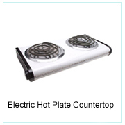 Electronic Hot Plate-Countertop