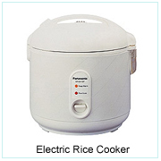RICE COOKER, ELECTRIC