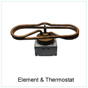 Element & Thermostat