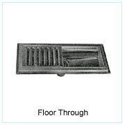 Floor Trough