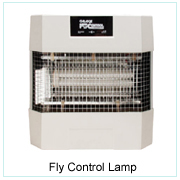 Fly Control Lamp