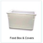 FOOD BOX & COVERS