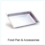 Food Pans & Accessories