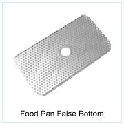Food Pan False Bottom