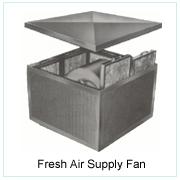 FRESH AIR SUPPLY FAN