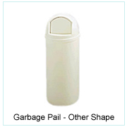 Garbage Pail-Other Shape
