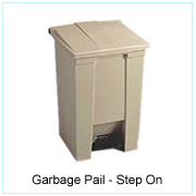 Garbage Pail-Step On