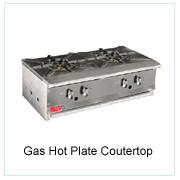 Gas Hot Plate-Countertop
