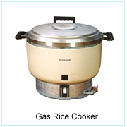RICE COOKER, GAS