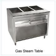 Gas Steam Table