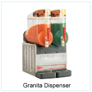 Granita Dispenser