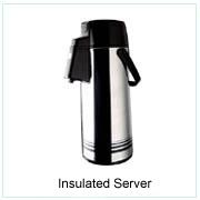Insulated Server