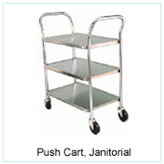 Push Cart, Janitorial