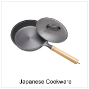 JAPANESE COOKWARE