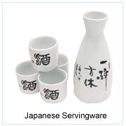 Japanese Servingware