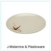 Japanese Melamine & Plasticware