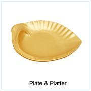 Plate & Platter