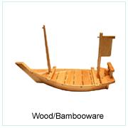 Japanese Wood/Bambooware