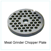 Meat Grinder Chopper Plate