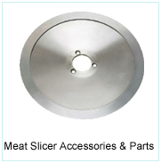 Meat Slicer Accessories & Parts