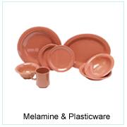 Melamine & Plasticware