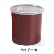 GET Mel. Crock