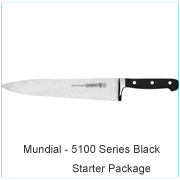 Mundial-5100 Series Black Starter Package