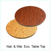 Nat. & Wal. Eco. Table Top