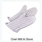 Oven Mitt & Glove