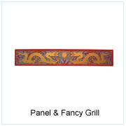 Panel & Fancy Grill